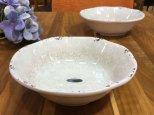 MELAMINE CRACKED BOWL