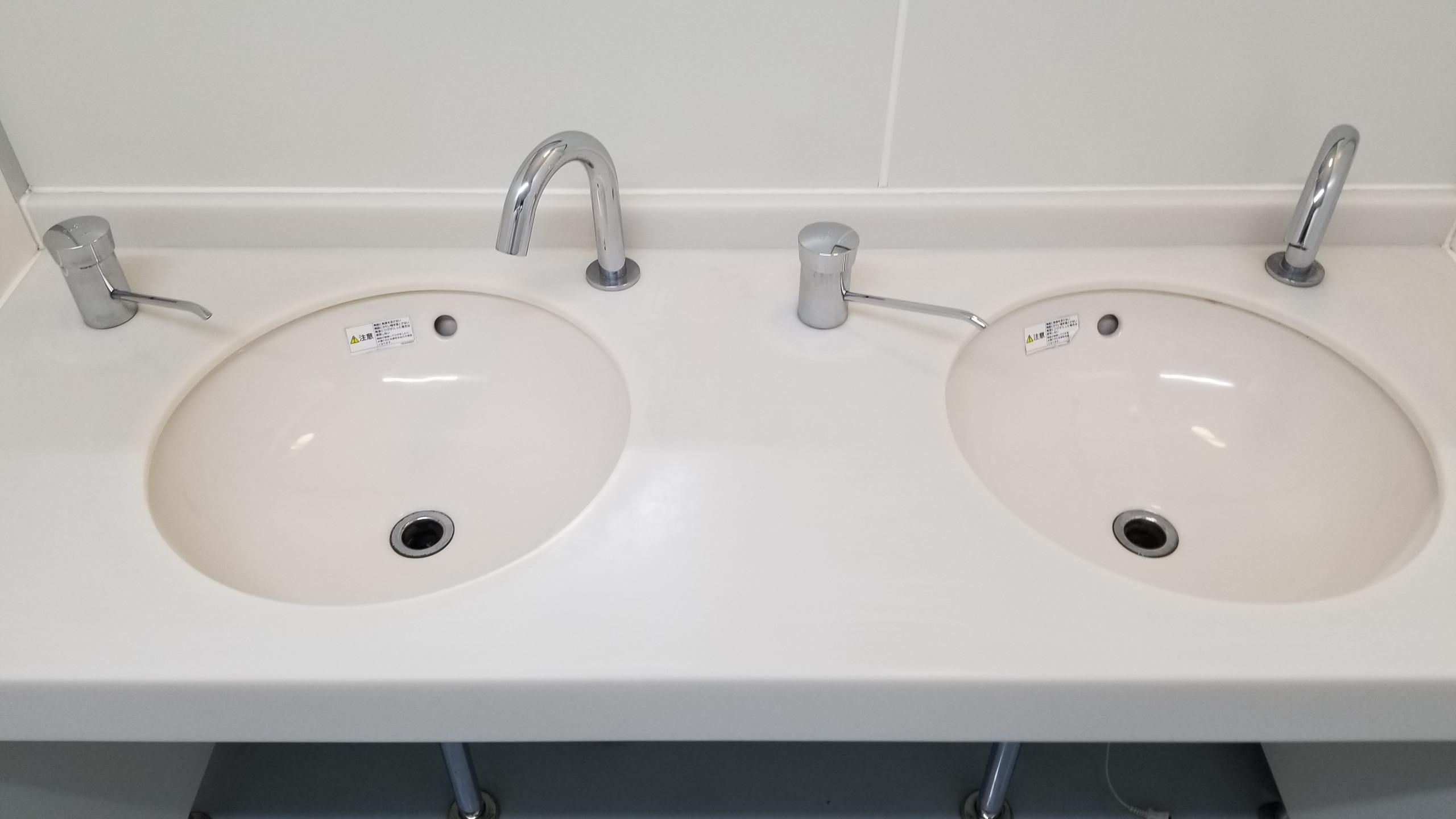 トイレにガラスコーティングを施工 コロナ対策にも 郡山市 福島県