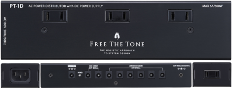 Free The Tone   PT-1D (POWER SUPPLY)