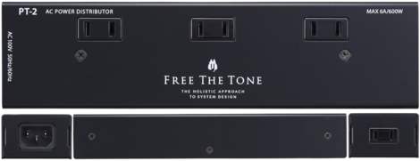 Free The Tone   PT-2 (POWER SUPPLY)