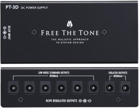 Free The Tone   PT-3D (POWER SUPPLY)