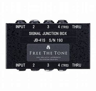 Free The Tone  JB-41S  JUNCTION BOX SERIES  (SIGNAL JUNCTION BOX)
