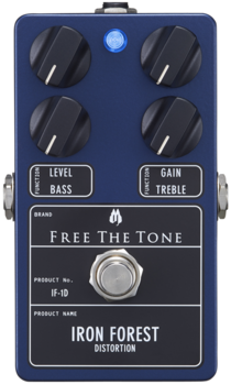 Free The Tone     IRON FOREST IF-1D (DISTORTION)